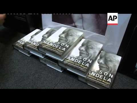 Memoir of prison letters released on Tues; books going on display