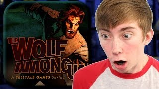 THE WOLF AMONG US - Part 1 (iPad Gameplay Video)