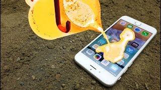 EXPERIMENT LAVA vs Iphone iPhone 検索動画 19
