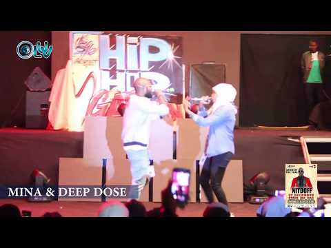 MINA & DEEP DOSE SHOW OF THE YEAR 2019 STADE IBA MAR DIOP DAKAR