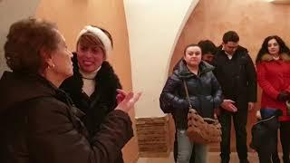 Il tour degli innamorati nel borgo antico a San Valentino