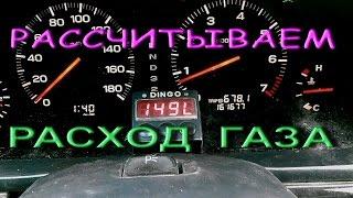 Рассчитываем расход газа на автомобиле при помощи бортового компьютера бк Динго | Алексей Третьяков