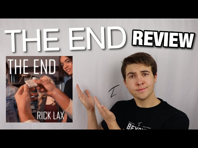 The End by Rick Lax - Magic Trick Review