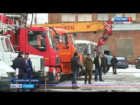 В Сердобске спасатели провели тактические учения на местности