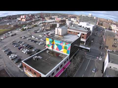 Sudbury, This is My City. A Drone's Eye View!!!