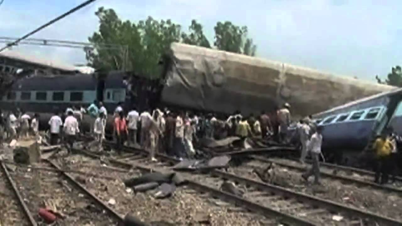 rail accident in india essay India special lifestyle and road safety - how to prevent accidents wet roads and speed is a perfect recipe for an accident 2 obey traffic rules.