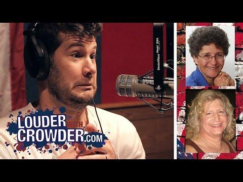 Transgender vs. Lesbian Live Debate -- Louder With Crowder - 동영상
