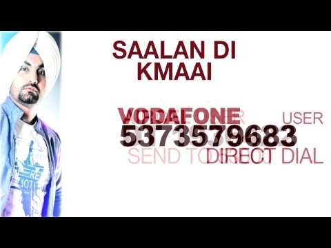 ♪ © ♪ Ravinder Grewal | 5 Saalan Di Kmaai | Caller Tune Codes | Brand New Punjabi Song 2014