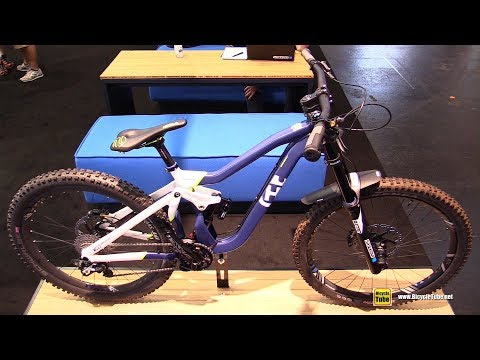 Husqvarna MC- Mountain Cross Bike - Walkaround -  Eurobike