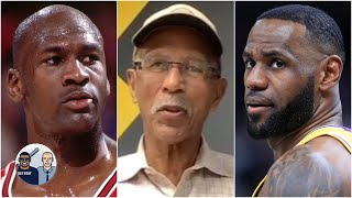 Dave Bing Relives Being Drafted In 1966 & Talks MJ-LeBron GOAT Debate | Jalen & Jacoby