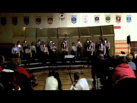 "Marshall Middle School Show Choir - ""Holiday Lights"""