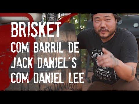 Brisket pelo Pitmaster Daniel Lee