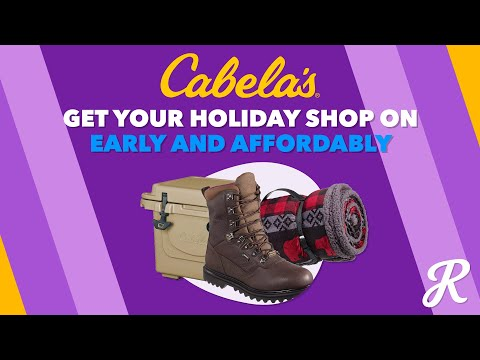 The Deal Download With Cabela's: Gear up for the Holidays, and Save on Shipping
