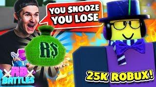 KONEKOKITTEN BATTLES IT OUT FOR 25,000 ROBUX! (Roblox Battles)
