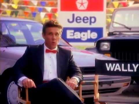CA Jeep Eagle - 89 Rollout Jeep
