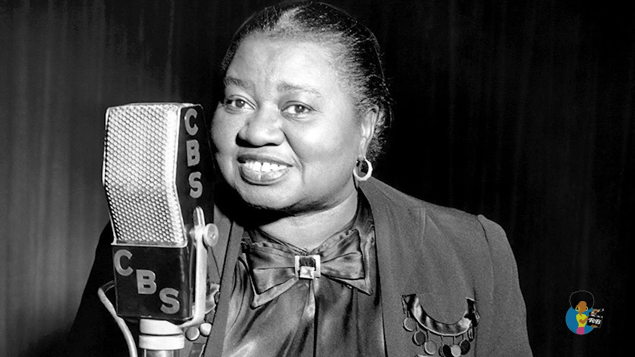 Blueberry Hill (1943) | Radio Variety Show feat. Hattie McDaniel