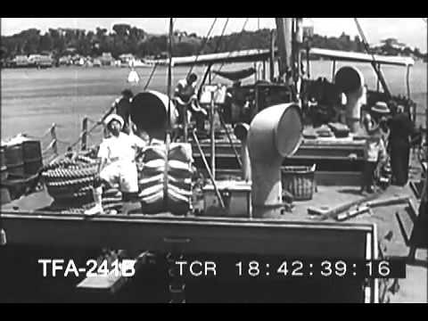 Singapore, A Study of A Port (1954)