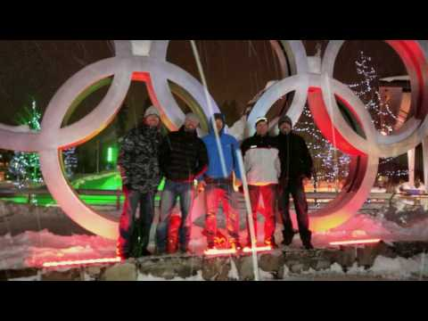 Guys ski trip to Whistler Blackcomb Canada February 2017
