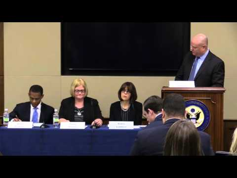 Congressional School Safety Caucus Event Pt. 2 - March 2, 2016