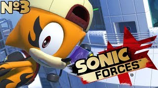 ИЛЛЮЗИИ ИНФИНИТА | Прохождение Sonic Forces #3