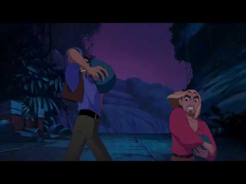 "The Road To El Dorado - ""Jaguar Fight"" (Hans Zimmer/John Powell)"