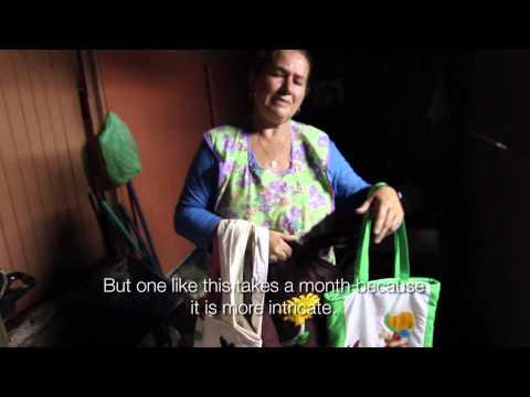 Ana's Handmade Bags from Monteverde, Costa Rica