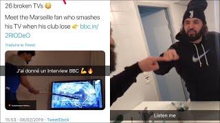 Mohamed Henni PASSE DANS LES MÉDIAS ÉTRANGERS ( BBC ET SPORT BIBLE)