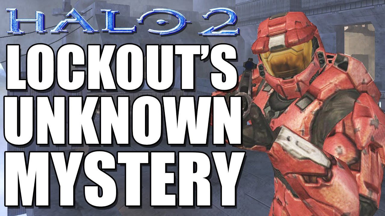 The Mysterious Unknown History of Halo 2 Lockout & Halo 3 Blackout (The Cage Beta)