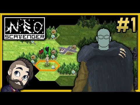 Neo Scavenger Gameplay - Part 1 - Let's Play Walkthrough
