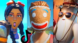 TIK TOK FORTNITE COMPILATION PART 16 ✅ BEST FUNNY MOMENTS + LAUGHTER + DANCE + MEMES
