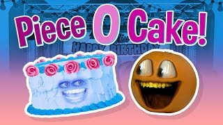 Annoying Orange - Piece of Cake! (ft. Rebecca Parham)