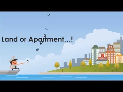 Land or Apartment What is the best investment option