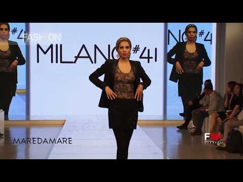 UBK COMPANY CO Full Show Spring Summer 2018 Maredamare 2017 Florence - Fashion Channel
