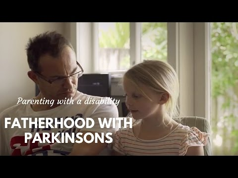 Dad Living With Parkinson's