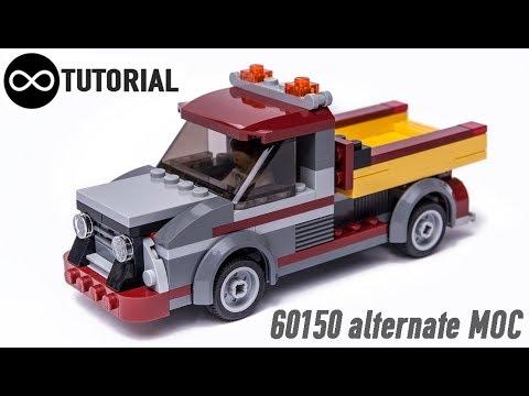 lego city moc instructions
