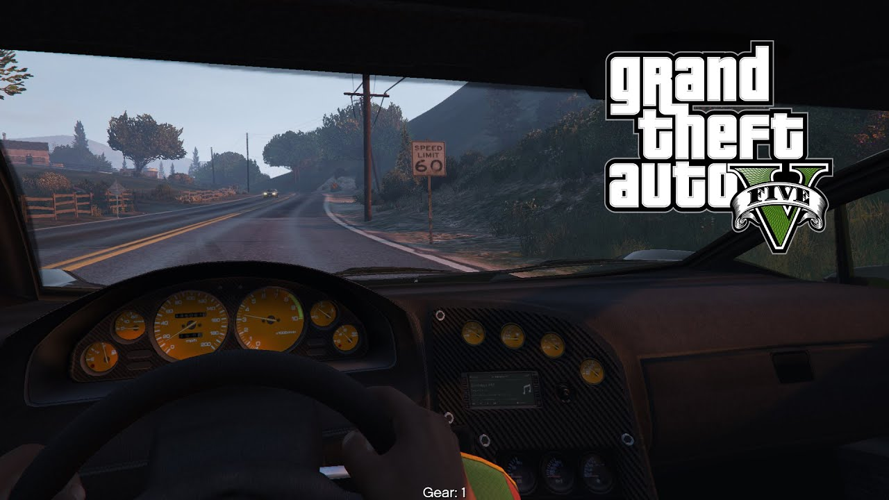 Gta 5 manual transmission mod