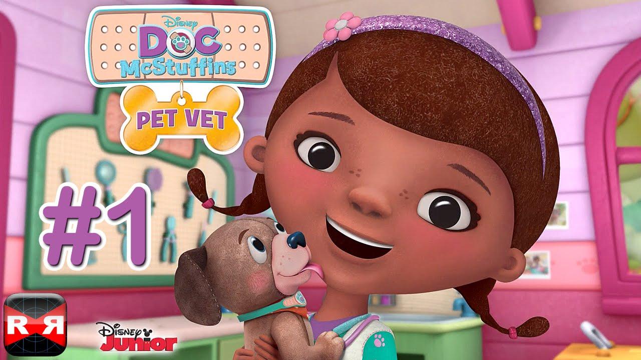 Doc Mcstuffins Pet Vet By Disney Ios Android