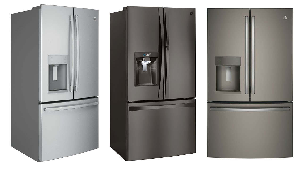 Best Refrigerators French Doors 2019 Top 10 Best French Door Refrigerators 2019   YouTube