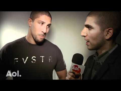 UFC 128: Brendan Schaub Says He Will End Cro Cop's UFC Career