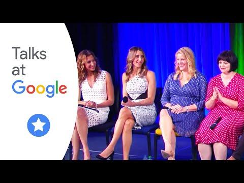 "Anna Gunn, Alysia Reiner, Sarah Megan Thomas, Meera Menon, & Amy Fox: ""Equity"" | Talks at Google"