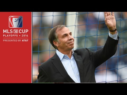 "Bruce Arena: ""This is a remarkable day for Major League Soccer"" 