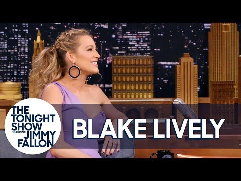Thumbnail: Blake Lively's Daughter Eats Raw Meat Like a White Walker