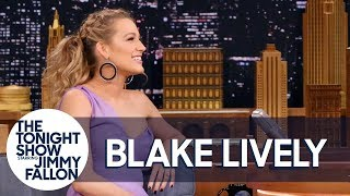 Blake Lively's Daughter Eats Raw Meat Like a White Walker