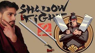 Shadow Fight 2 - Hermit'in Ekipmanları İle Kasap Boss Battle Final - Türkçe 1080p