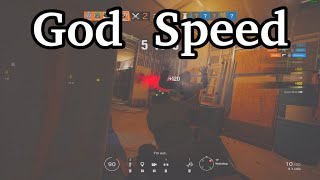 God Speed - Rainbow Six Siege