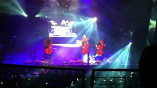 Apocalyptica - At The Gates of Manala (Live at Club Nokia 9/8/10)