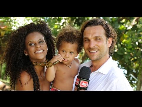 Igor Rickli e família curtem a Ilha de CARAS