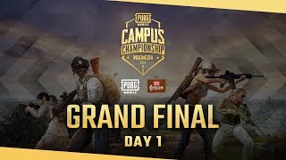 PUBG Mobile Campus Championship - Grand Final Day 1
