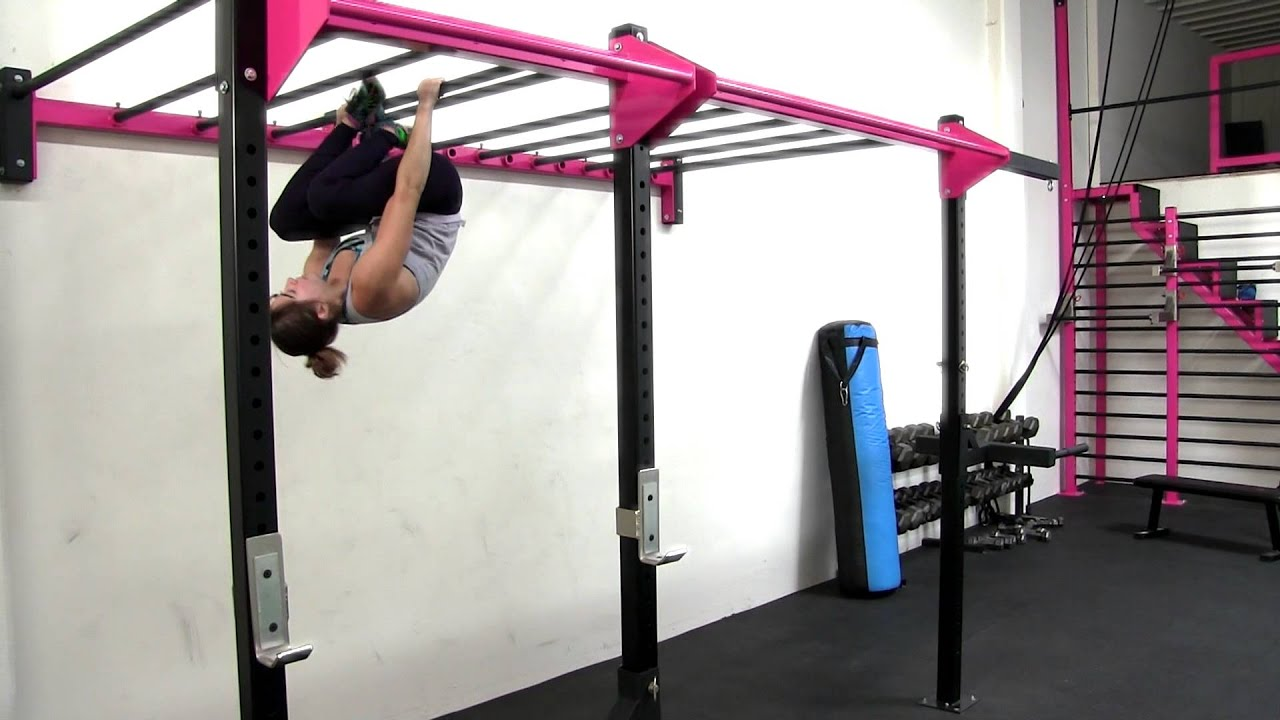 Monkey Bar Monkey Bar Workout 9 Moves You Can Do On The Monkey Bars