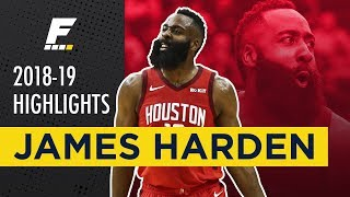 2018-19 NBA Highlights: James Harden